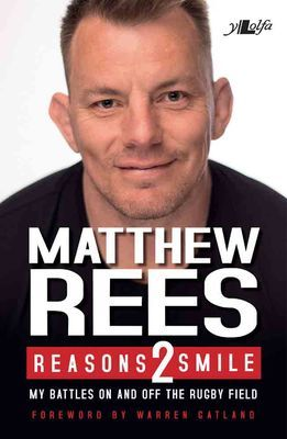 Mattew Rees Reveals All on Cancer Ordeal and the Many Reasons he has to Smile in his Autobiography