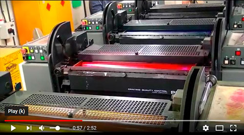 Watch this video to get a flavour of our printing, binding and design services.