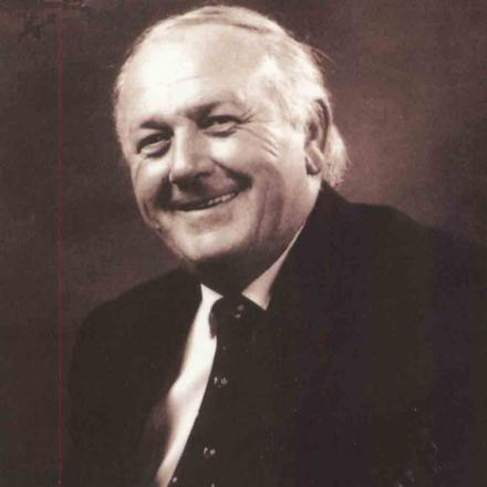 A picture of Clive Rowlands