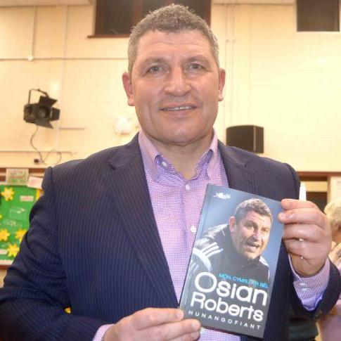 A picture of Osian Roberts