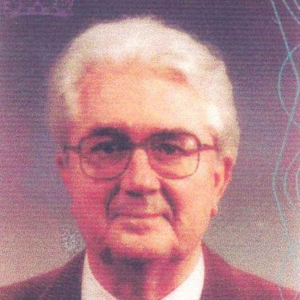 A picture of Peter Gordon Williams