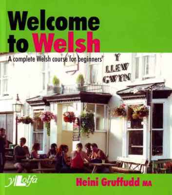 Llun o 'Welcome to Welsh'