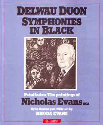 A picture of 'Delwau Duon / Symphonies in Black' 