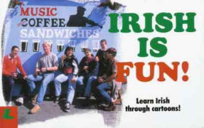 A picture of 'Irish is Fun!' 