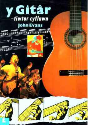 A picture of 'Y Gitar - Tiwtor Cyflawn' 