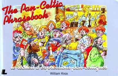 Llun o 'The Pan-Celtic Phrasebook' 