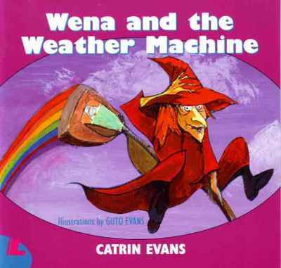 Llun o 'Wena and the Weather Machine' 