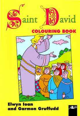 A picture of 'Saint David Colouring Book' 