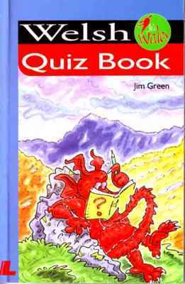 A picture of 'Welsh Quiz Book' 