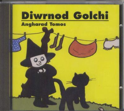 A picture of 'CD Rom Diwrnod Golchi' 