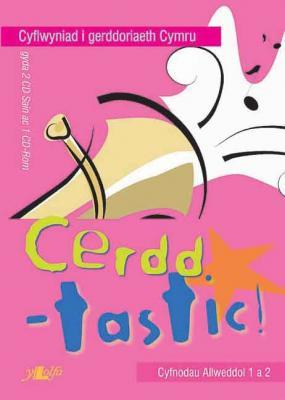 A picture of 'Cerddtastic (ffeil PDF)' 