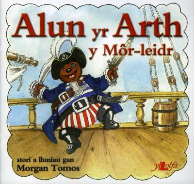 A picture of 'Alun yr Arth y Môr-leidr' 