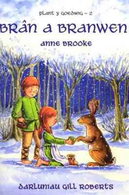 A picture of 'Brân a Branwen' 