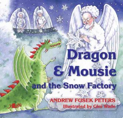 Llun o 'Dragon and Mousie and the Snow Factory'