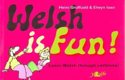 A picture of 'Welsh is Fun!' 
