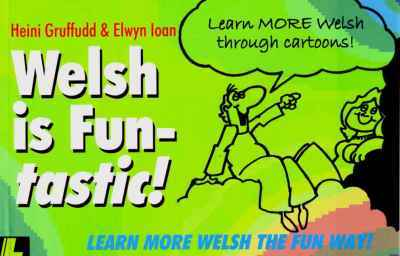 A picture of 'Welsh is Fun-tastic!'