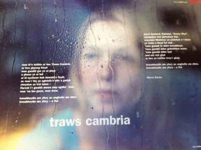 A picture of 'Poster Traws Cambria' 