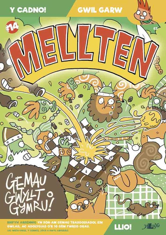 A picture of 'Mellten, Rhif 14 (Medi 2019)' 