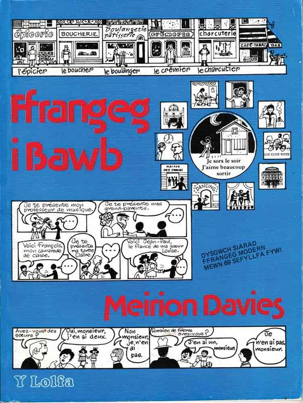 A picture of 'Ffrangeg i Bawb' 