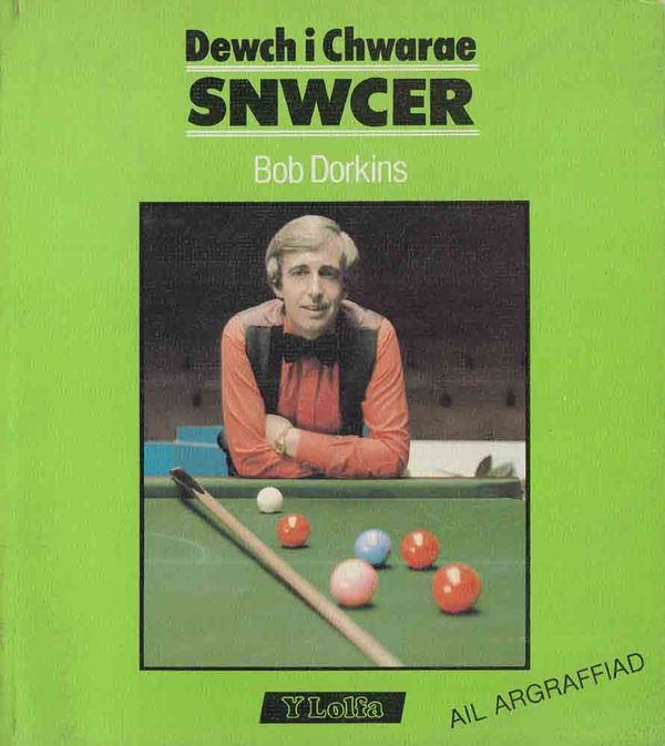 A picture of 'Dewch i Chwarae Snwcer' 