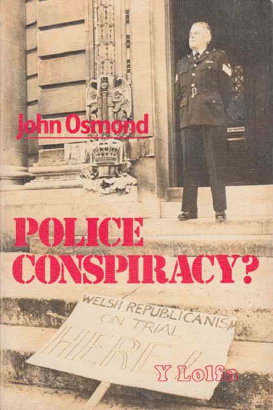 A picture of 'Police Conspiracy' 