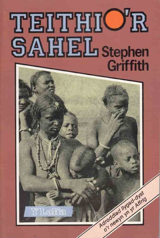 A picture of 'Teithio'r Sahel' 