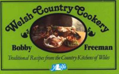 A picture of 'Welsh Country Cookery'