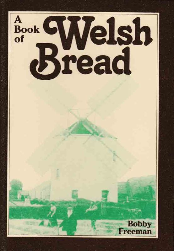 Llun o 'A Book of Welsh Bread'