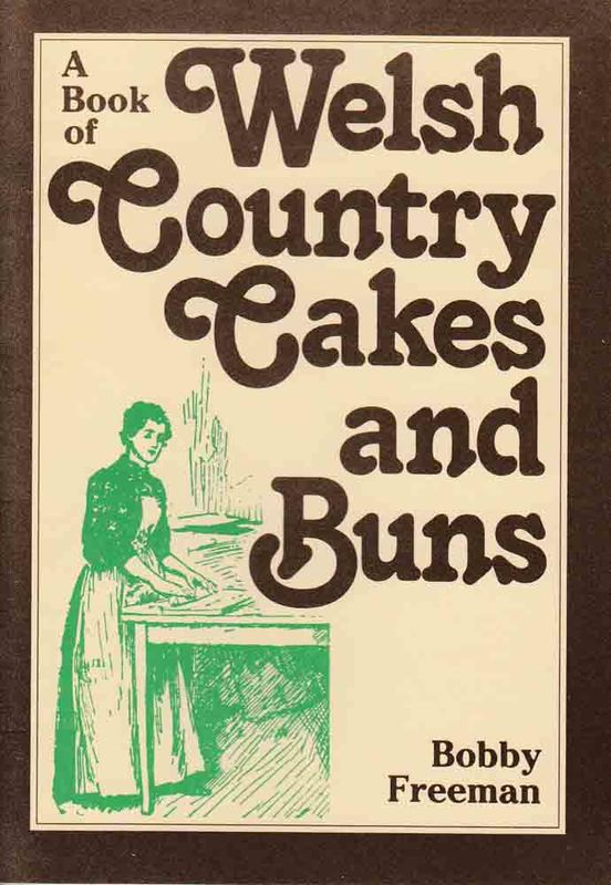 Llun o 'A Book of Welsh Country Cakes and Buns'