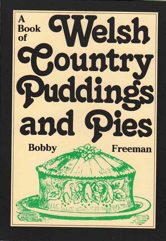 A picture of 'A Book of Welsh Country Puddings and Pies' 