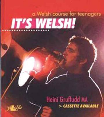 Llun o 'It's Welsh!'