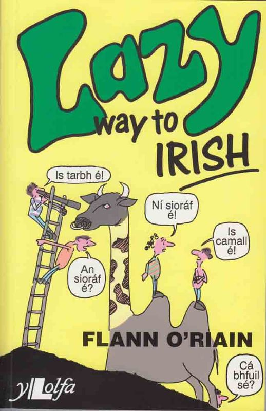 A picture of 'Lazy Way to Irish' 