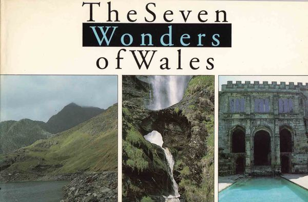 A picture of 'The Seven Wonders of Wales' 
