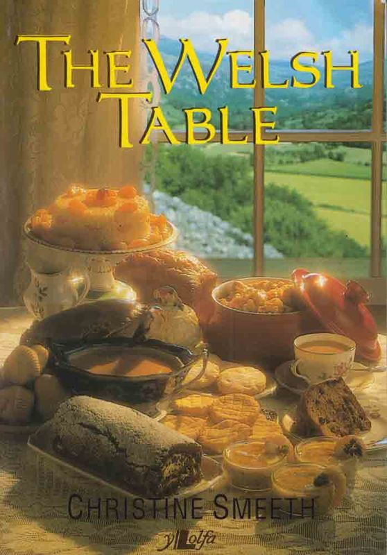 A picture of 'The Welsh Table' 