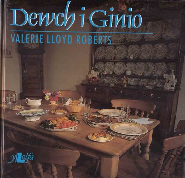 A picture of 'Dewch i Ginio' 