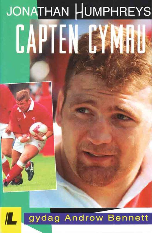 A picture of 'Capten Cymru' 