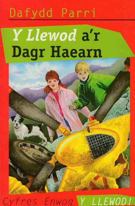A picture of 'Y Llewod a'r Dagr Haearn'