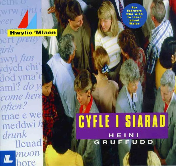 A picture of 'Cyfle i Siarad'