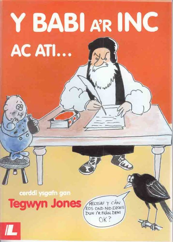A picture of 'Y Babi a'r Inc ac ati' 