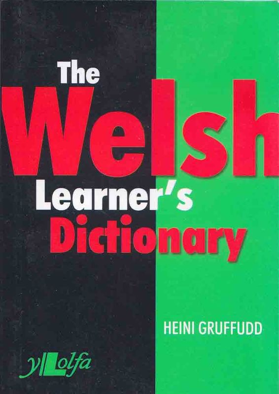 A picture of 'The Welsh Learner's Dictionary Mini Edition' 