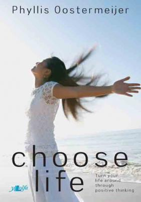 A picture of 'Choose Life' 