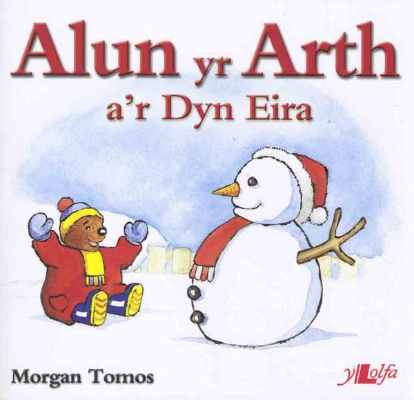 A picture of 'Alun yr Arth a'r Dyn Eira' 