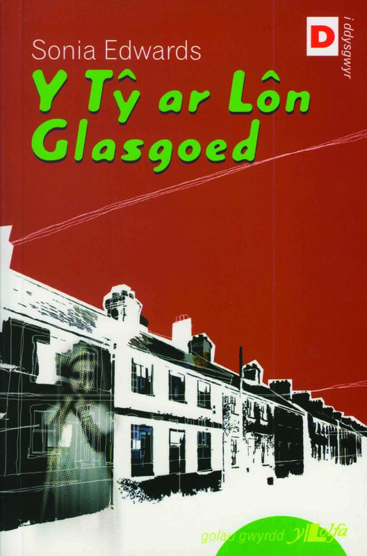 A picture of 'Y Ty ar Lon Glasgoed' 