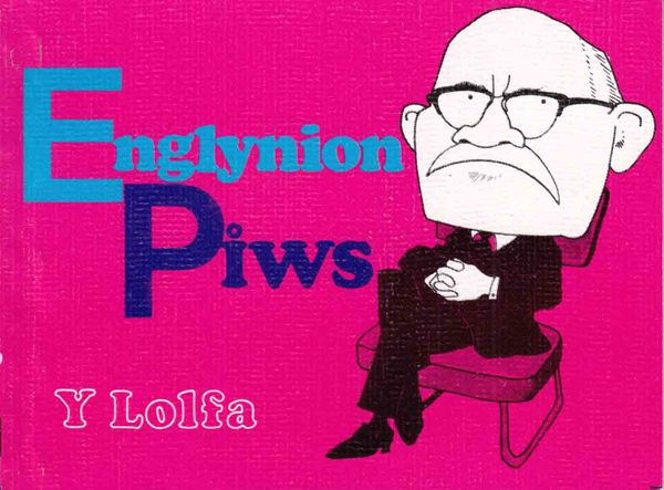 A picture of 'Englynion Piws' 