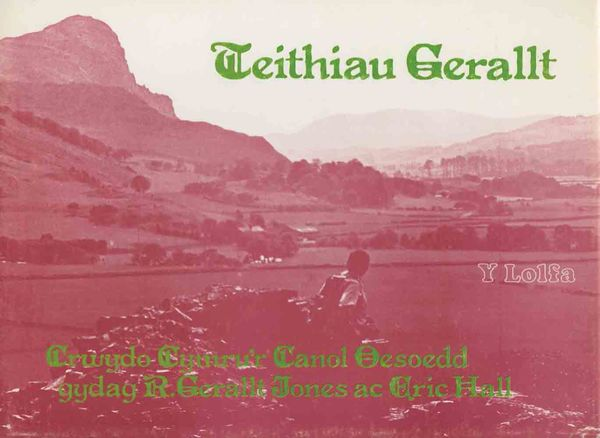 A picture of 'Teithiau Gerallt' 