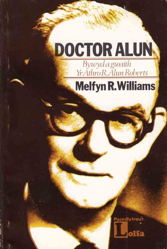 A picture of 'Doctor Alun' 