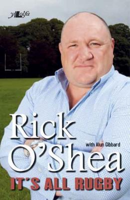 A picture of 'Rick O'Shea: It's All Rugby' 