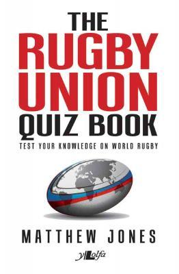 A picture of 'The Rugby Union Quiz Book' 