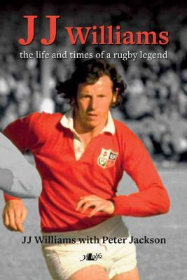 A picture of 'JJ Williams: the life and times of a rugby legend (hb)' 