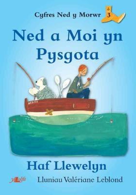 A picture of 'Ned a Moi yn Pysgota'